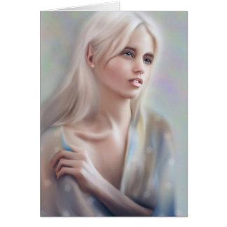 Goddess Nerio Card