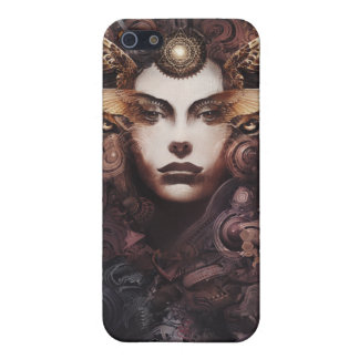 Goddess of Dust Cover For iPhone 5