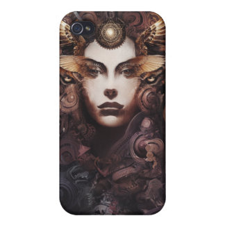Goddess of Dust Covers For iPhone 4