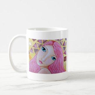 Goddess of Freedom Basic White Mug