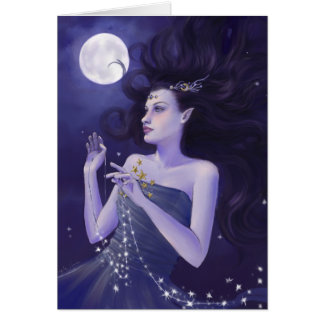 Goddess of Night Card