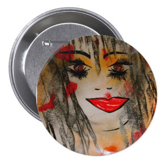 Goddess of Sexuality Button/Badge