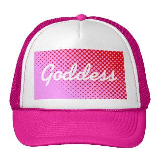 Goddess Pink Hat