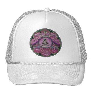 Goddess Tara Mandala Cap