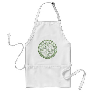 Goddesses of the Elements Standard Apron