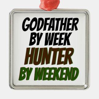 Godfather Hunter Christmas Ornament