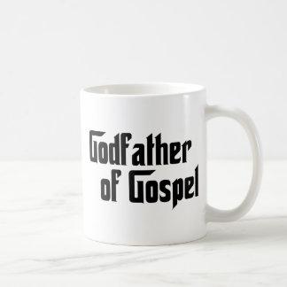 Godfather of Gospel Classic White Coffee Mug