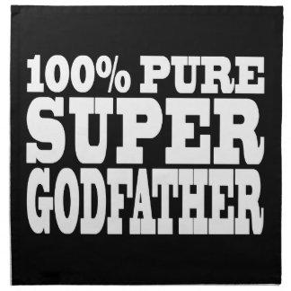 Godfathers Gifts : 100% Pure Super Godfather Napkins