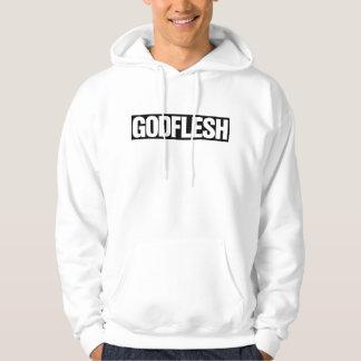 Godflesh logo hoodie