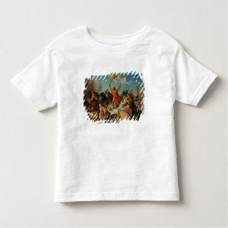 Godfrey de Bouillon, French Crusader Toddler T-Shirt