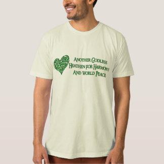 Godless For World Peace Shirt