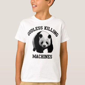 Godless Killing Machines T-Shirt