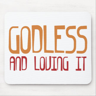 Godless Mouse Pad