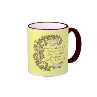 Godly Christian Mom Mug