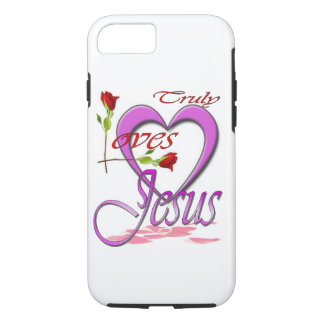 Godly women for Christ iPhone 7 Case