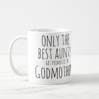 godmother aunt coffee mug