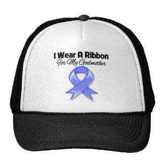 Godmother - I Wear Periwinkle Ribbon Cap