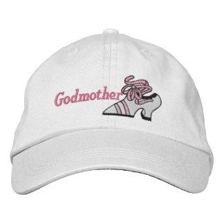 Godmother Vintage Footwear Embroidered Hat