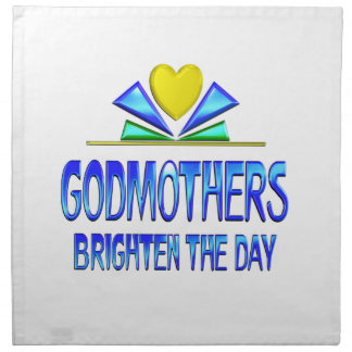 Godmothers Brighten the Day Cloth Napkin