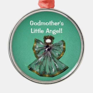 Godmother's, Little Angel! Christmas Ornament