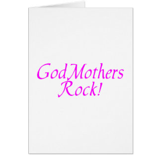 GodMothers Rock! Card