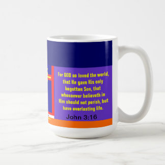 """GOD's Amazing Love"" Coffee Mug"