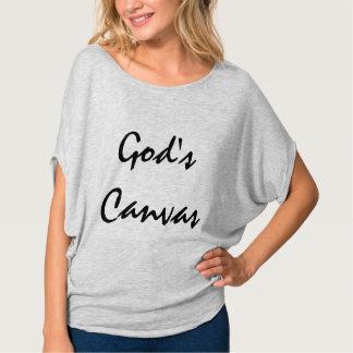 """God's Canvas"" shirt"