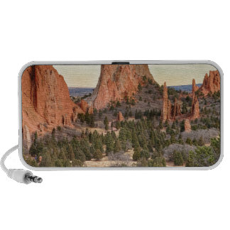 Gods Colorado Garden Portable Speaker