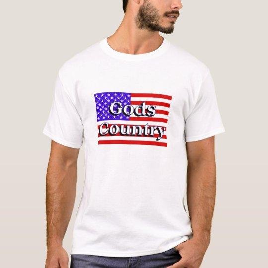 Gods Country Tshirt