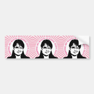 God's Duty Bumper Sticker