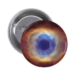 God's Eye 6 Cm Round Badge