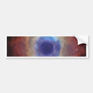 God's Eye Car Bumper Sticker