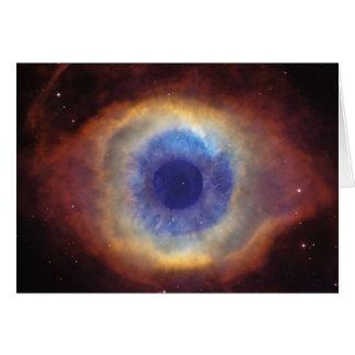 God's Eye Greeting Card