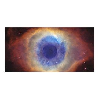 God's Eye Photo Greeting Card
