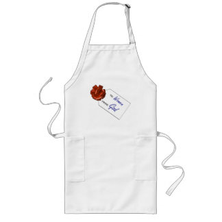 Gods Gift to Women Long Apron