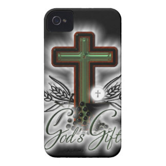 God's Gifts iPhone 4 Covers