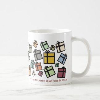 God's Greatest Gift Basic White Mug