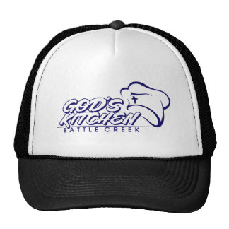 God's Kitchen - Battle Creek Store Cap