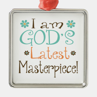 Gods Latest Masterpiece Ornaments