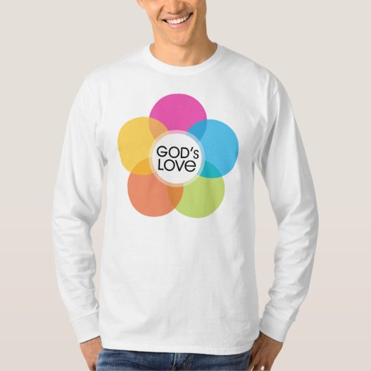 God's Love (light shirts) T-Shirt