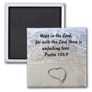 God's Love magnet