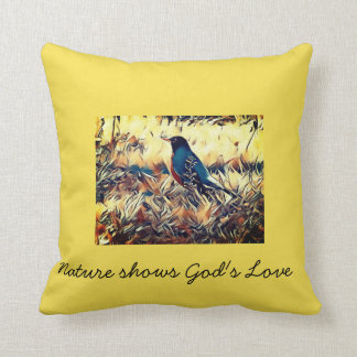 God's Love Pillow