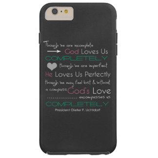God's Love Quote Phone & Tablet Case Tough iPhone 6 Plus Case