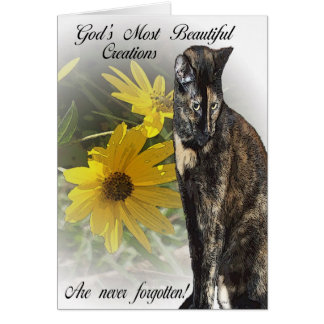 God's Most Beautiful Creations Card