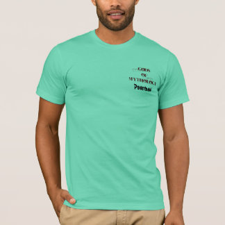 Gods Of Mythology - Poseidon T-Shirt