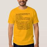 God's PhD T Shirt
