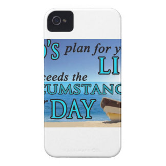 God's Plans For Your Life iPhone 4 Case-Mate Cases