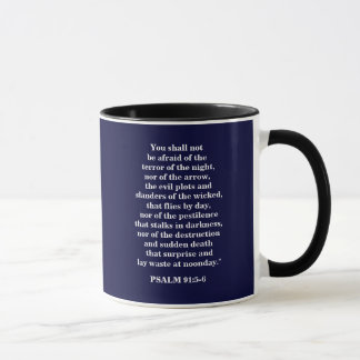 GOD'S PROTECTION - 1118 MUG