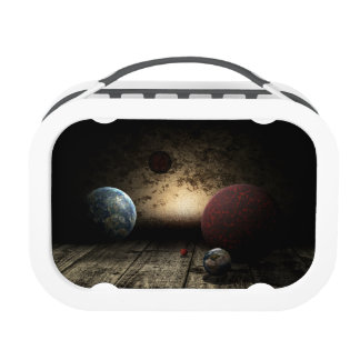 God's Spare Room Lunch Box