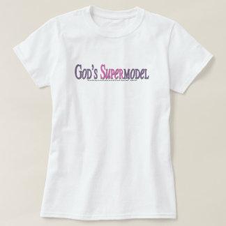 God's Supermodel Tees